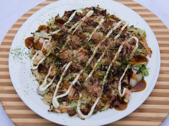 Lunch Tomorrow or Dinner Tonight: Okonomiyaki