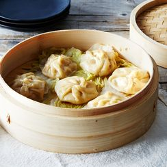 Shrimp Soup Dumplings