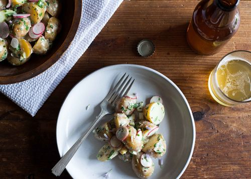 Your Best Recipe for Lettuce-Free Salad