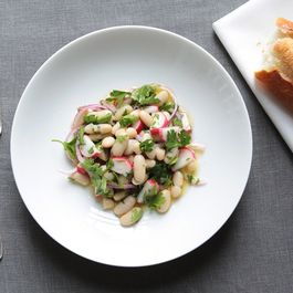 White Bean Salad with Tarragon