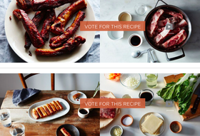 Finalists: Your Best Appetizer to Share with Friends