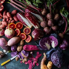 40 Bright Recipes for Purple Produce Season (What Beige?)