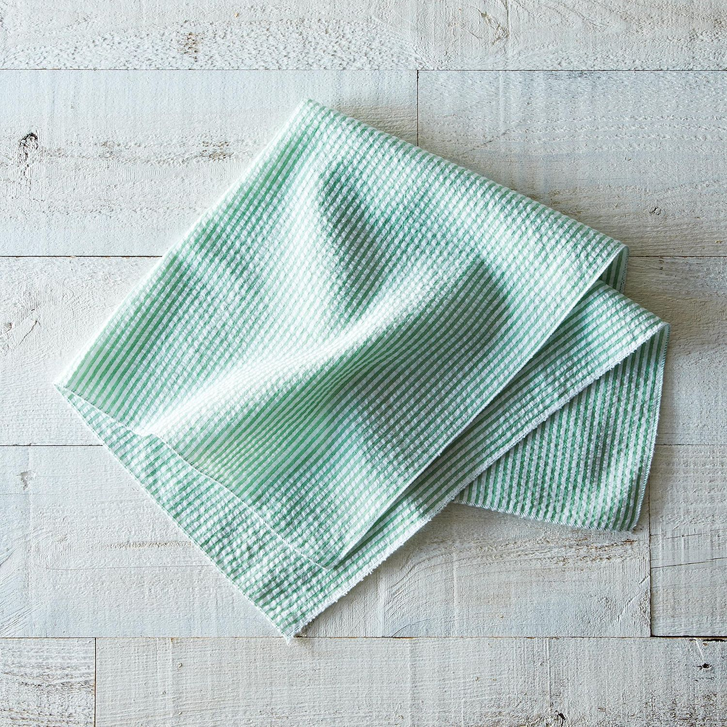 Seersucker Cloth Napkins (Set of 4) on Food52