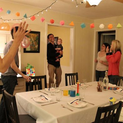 Arielle's Big Feast: The Big Day!