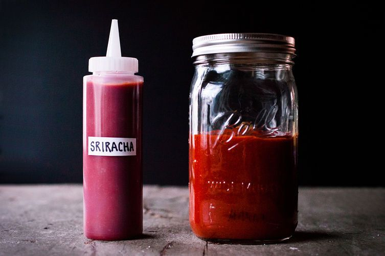 How to Make Sriracha at Home