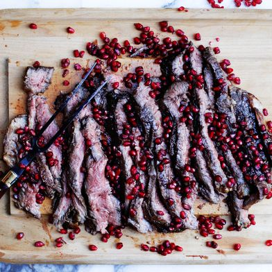 Pomegranate Molasses Recipes