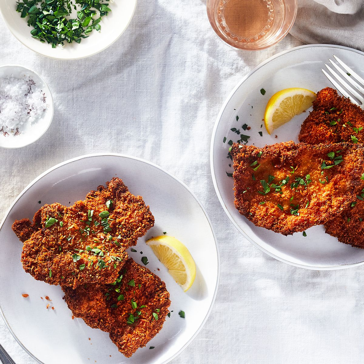 Easy Chicken Schnitzel Recipe