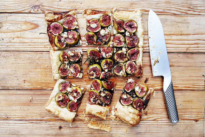 Fig Tart on Food52