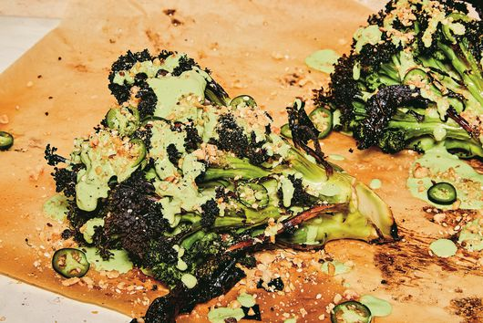 The Whole-Roasted Broccoli Eden Grinshpan Eats Multiple Times in a Week