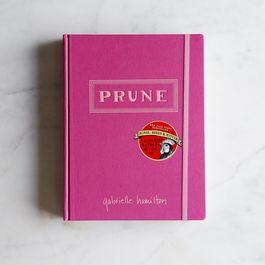 Prune, Signed Copy