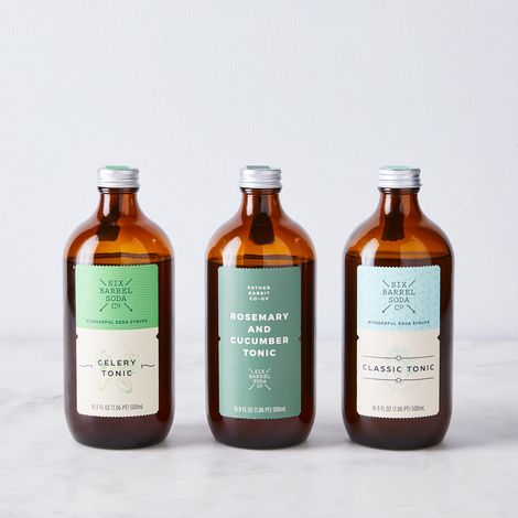 Classic Tonic Variety Pack (Set of 3)