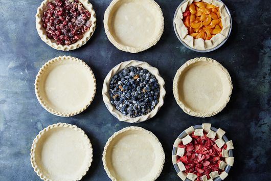 How to Crimp Crust to Make Your Pie Look Like It Came Straight From the Bakery