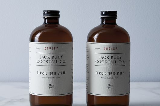 Jack Rudy Tonic Syrup (Set of 2)