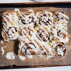 12 Cinnamon Rolls (& Yeasted Friends) To Make Your Head Swirl
