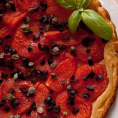 Tomatoes' Tarta Tatin