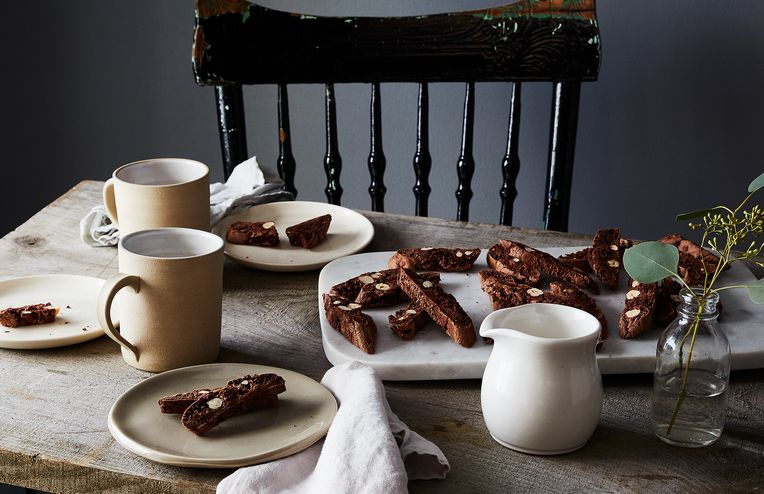 Grandma Batali's Biscotti, For Eating While You Open Presents