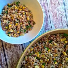 Harvest Grains Summer Salad