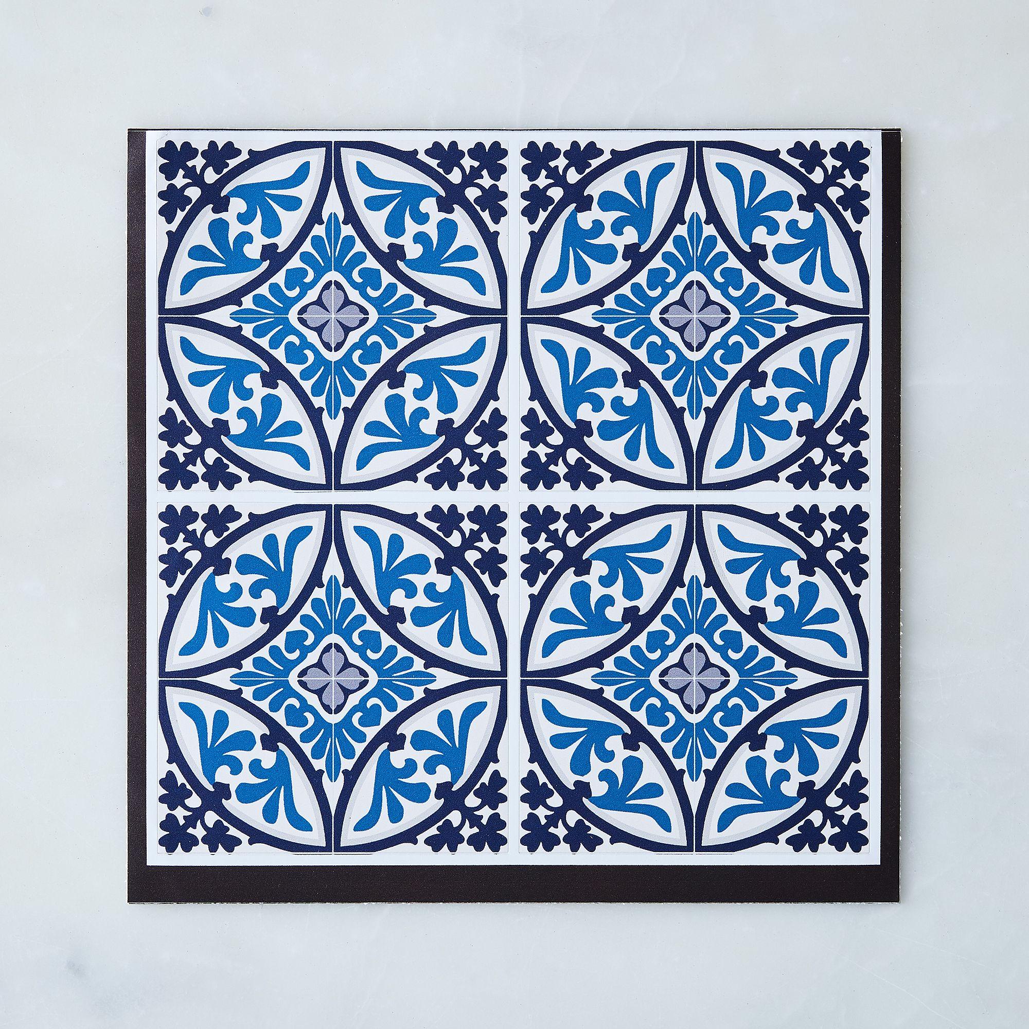 Self-Adhesive Mosaic Tile Backsplash (48 Tiles) on Food52