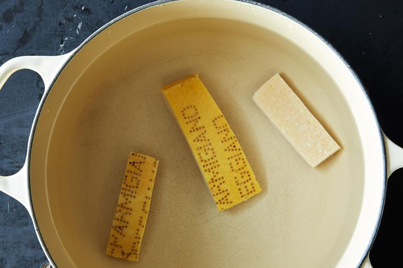 Parmesan power.