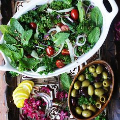 Big Easy Tabbouleh/Summer Herb Salad