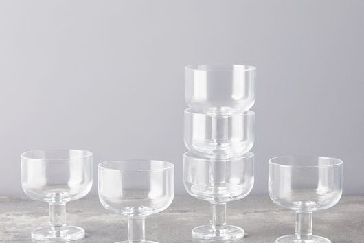 Stackable Wine Glasses (Set of 6)