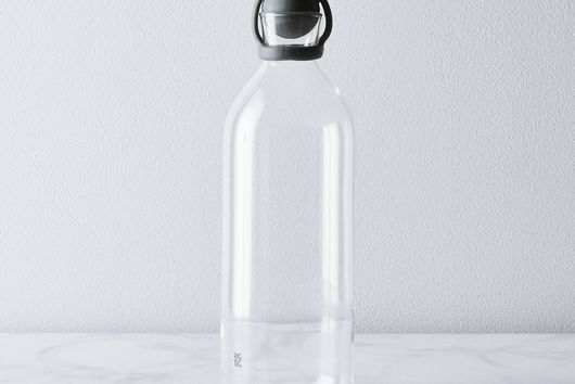 Glass Water Carafe With Stopper
