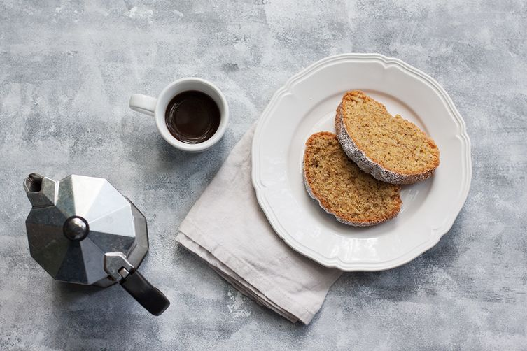 Amor Polenta (Italian Polenta Cake)