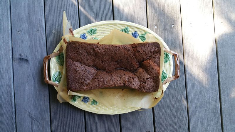 genius chocolate loaf cake