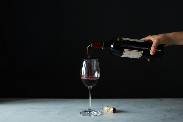 Wines with Vegetables from Food52