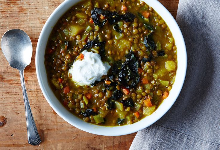 How to Make Lentil Soup Without a Recipe