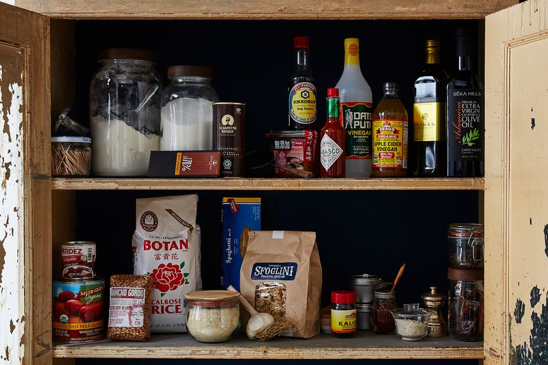The pared-down pantry, according to our panel of experts.
