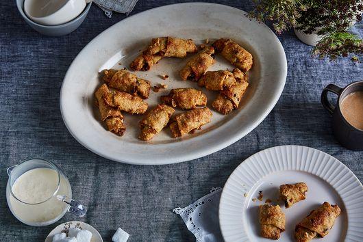 Make Nutella-ish Rugelach—With Minimal Mess and a Funny Ingredient
