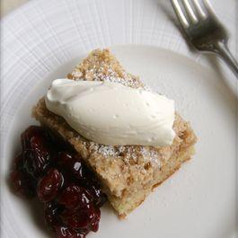 dessert by Paulala Gregerson