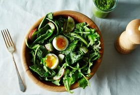 We Think Breakfast Salad Should be a Thing