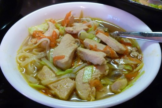 Kikkin' Chicken, Cabbage and Noodle Bowls