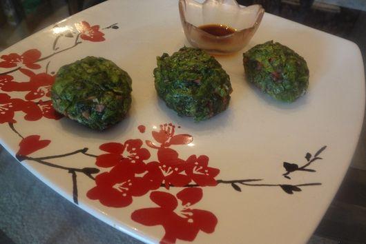 Lettuce Dumplings