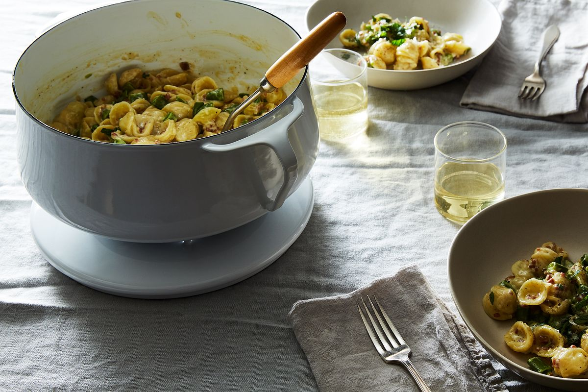 The Lightweight Danish Cookware We've Long Loved�and Now Stock!