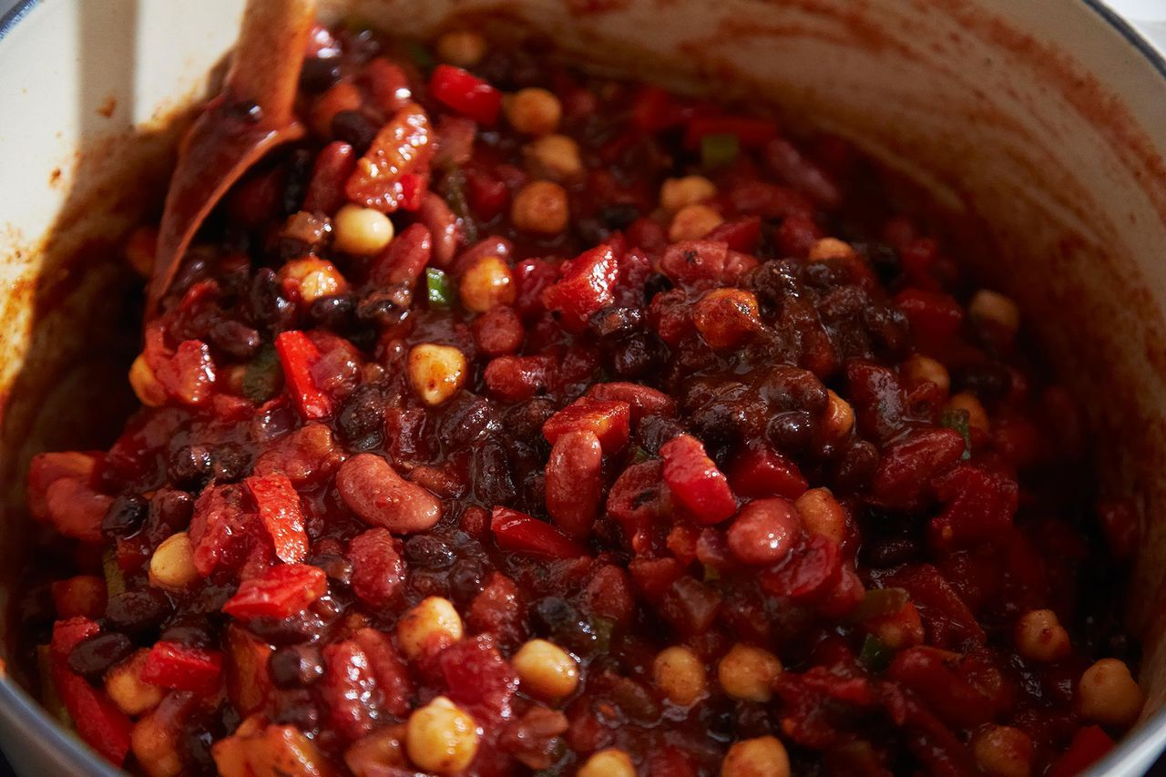 Vegetarian Chili from Food52