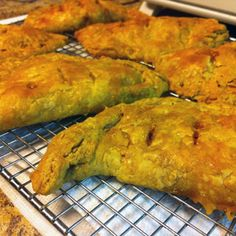 Charcutepalooza: Empanadas de Chorizo
