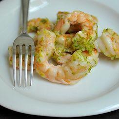 Shrimp à la Bittman
