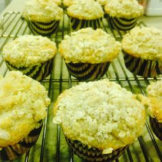 maple cream cheese spice muffins
