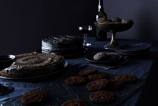 Sort-of Spooky Halloween Desserts Get Super Stormy with These Two Ingredients