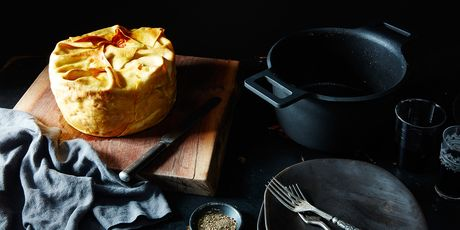 One editor's ode to our new modern, nonstick pot
