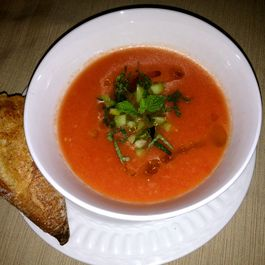 Thai Watermelon Gazpacho