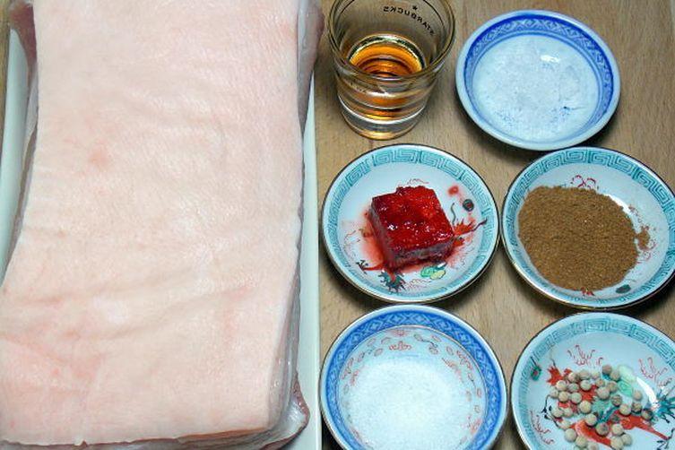 Crispy Roast Pork Belly (Cantonese Style)
