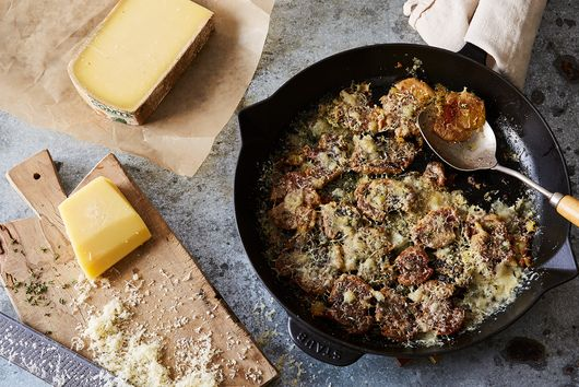 Our Test Kitchen Chef's Crispy, Cheesy, Weeknight Comfort Food