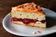 Turn Your Sweetest Tomatoes into Jammy Cake, Regret Nothing