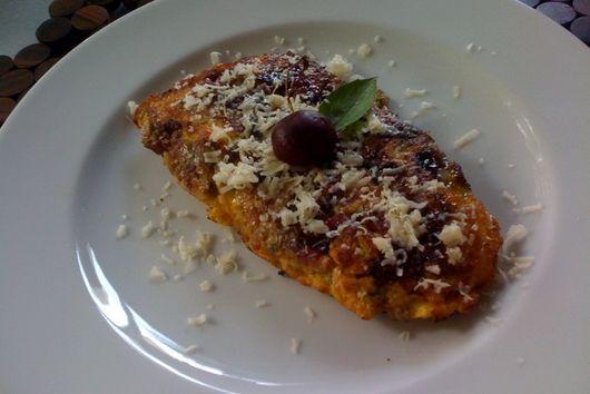 Cherry Omelette