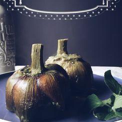 Roman Style Artichokes