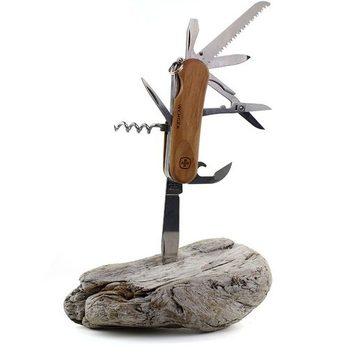 Walnut Swiss Army Knife